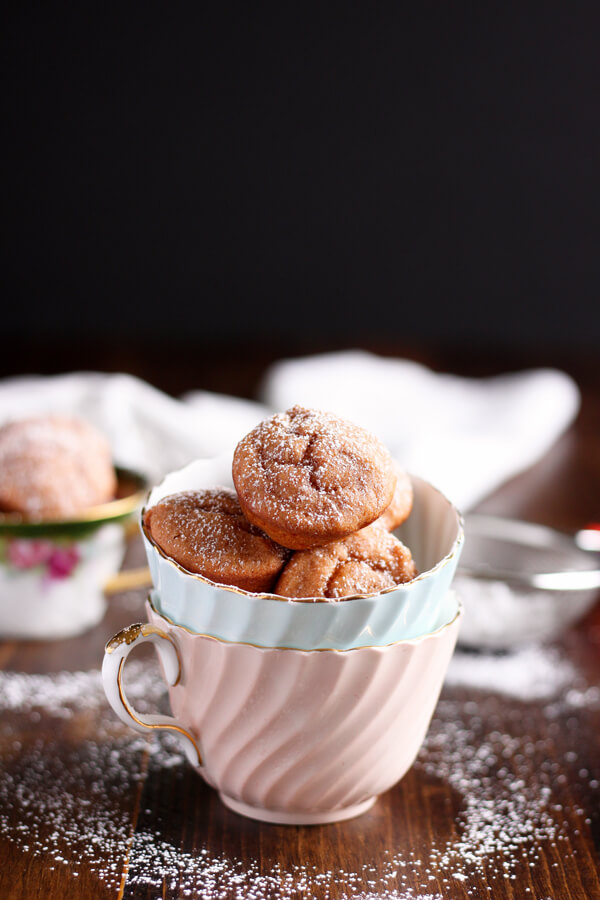 These cute little Guava Coconut Mochi are chewy and bursting with guava flavor. And as a bonus, they are naturally gluten free!   wildwildwhisk.com