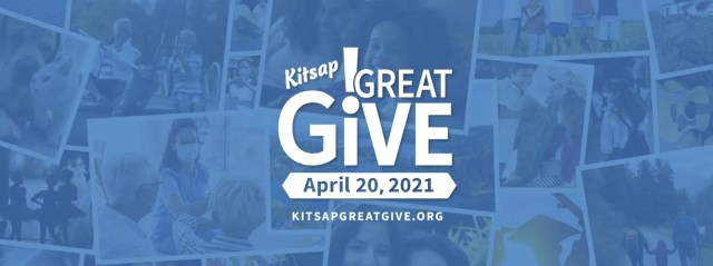 Kitsap Greaat Give