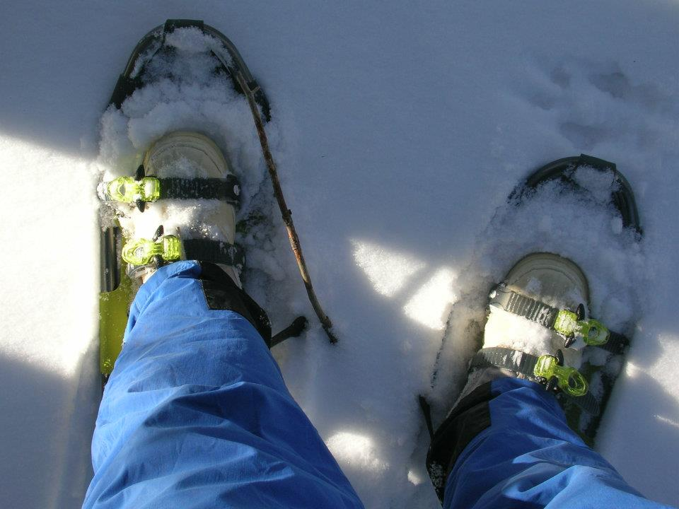 Day 1 - winter retreat
