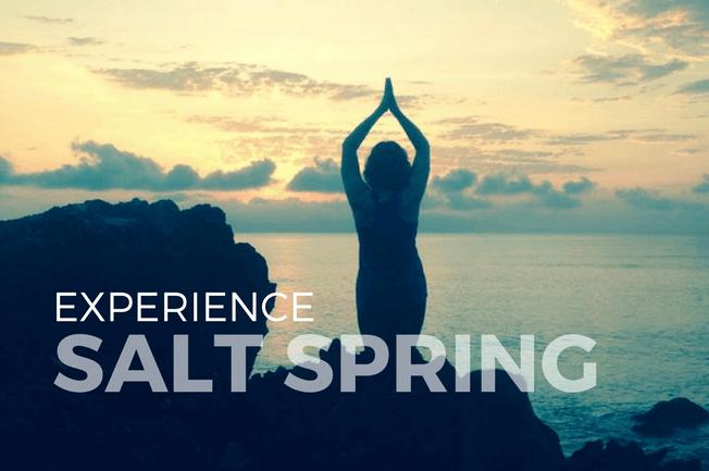 Salt Spring Island Adventure Retreat