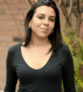Photo of Alejandra Mosquera.
