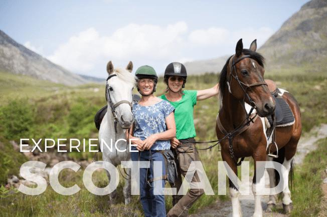 Horsing Around the Highlands