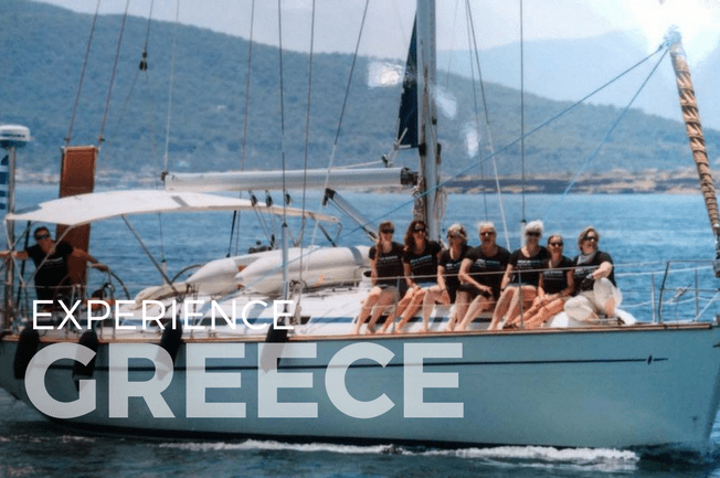 Greek Goddess Sailing Adventure