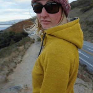 Photo of Holly Adams.