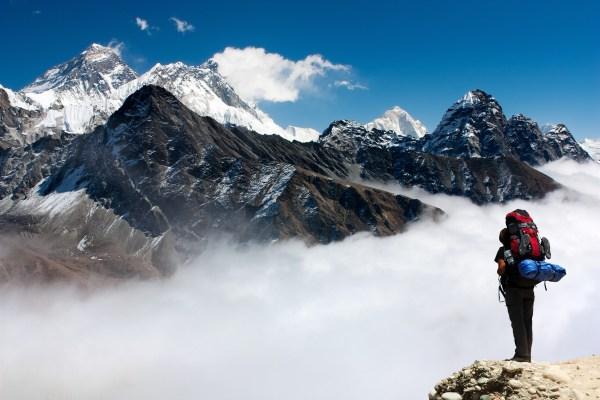 Photo of Ain't No Mountain High Enough.