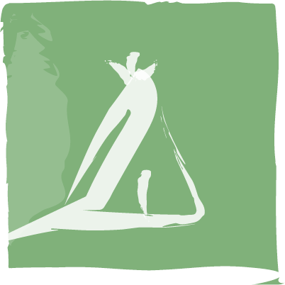 Retreats icon.