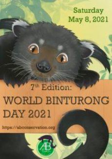 7th Anniversary of World Binturong Day