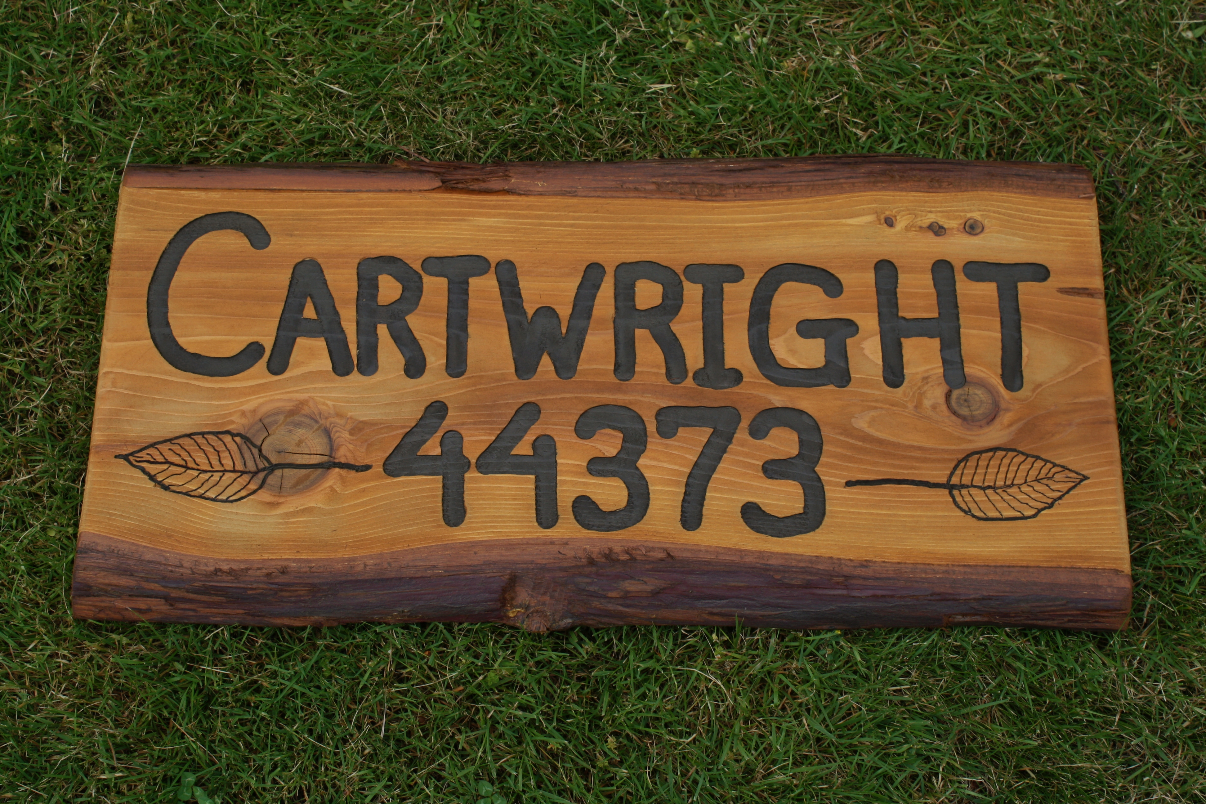 Custommade Wood Signs