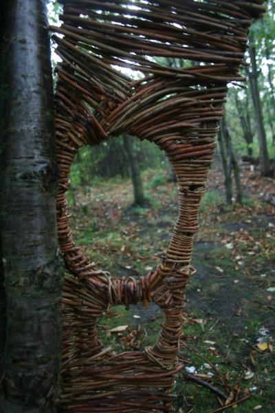 Willow Sculpture Wildwoodeducation