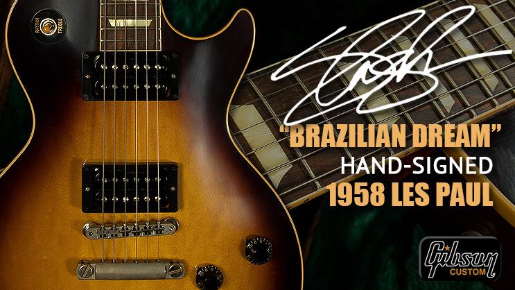 slash brazilian dream les