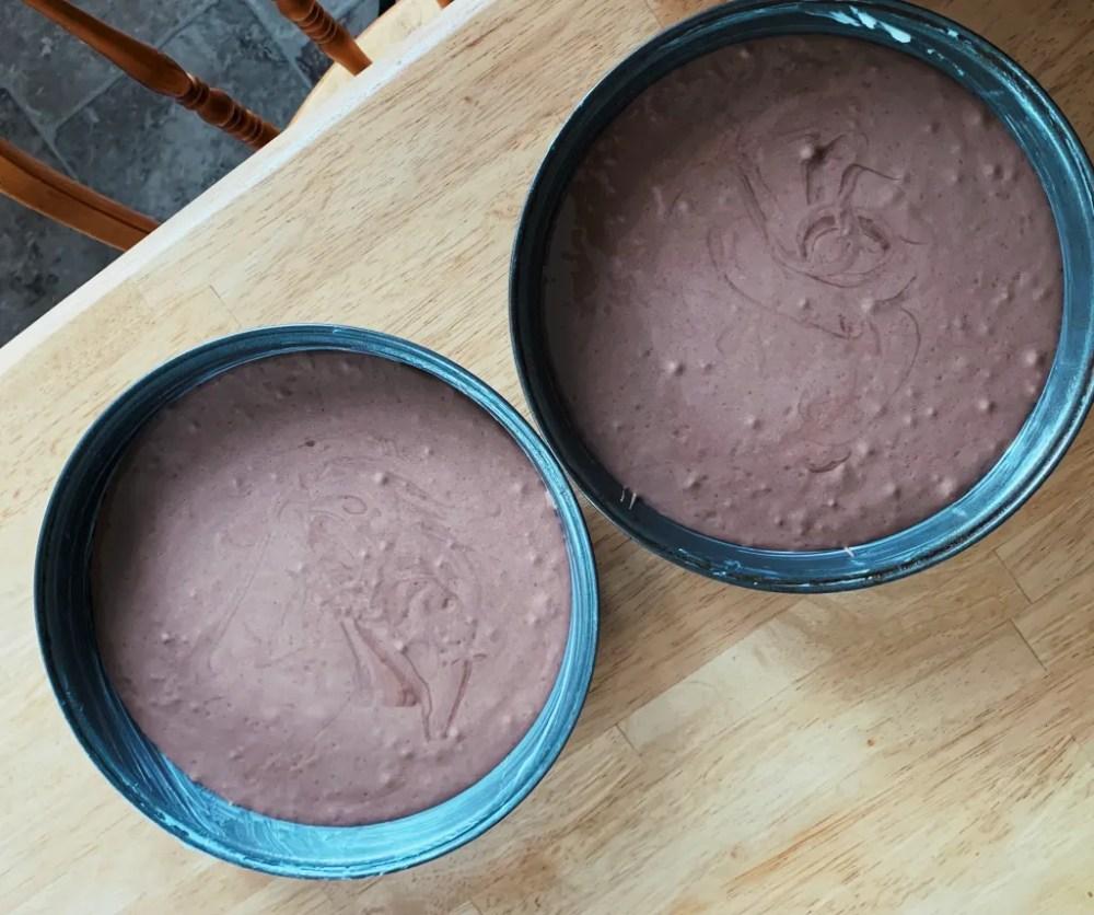Nesta's Chocolate Cake