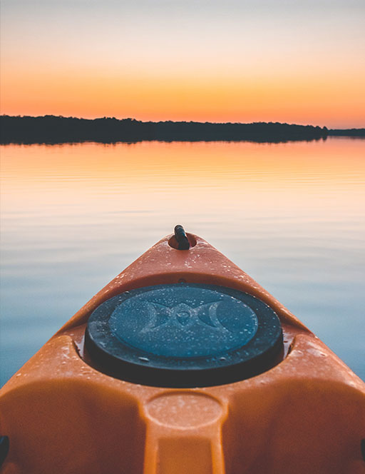 Wildwood Resort Kayaks
