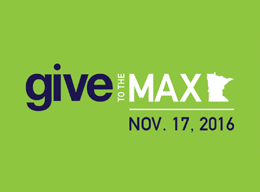 Give to the Max November 17th