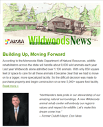 Summer 2016 Wildwoods Newsletter