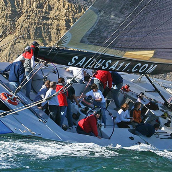 America's Cup Sailing Adventure in San Diego for 2