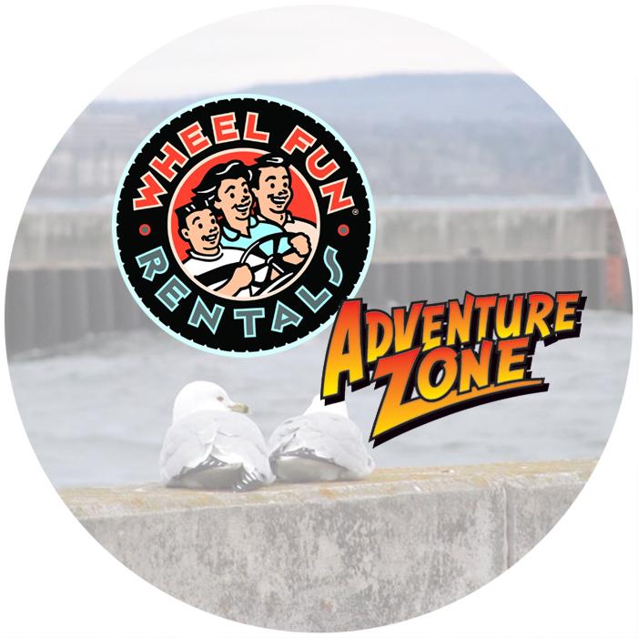 Wheel Fun Rentals + Adventure Zone