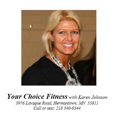 Your Choice Fitness | Karen Johnson