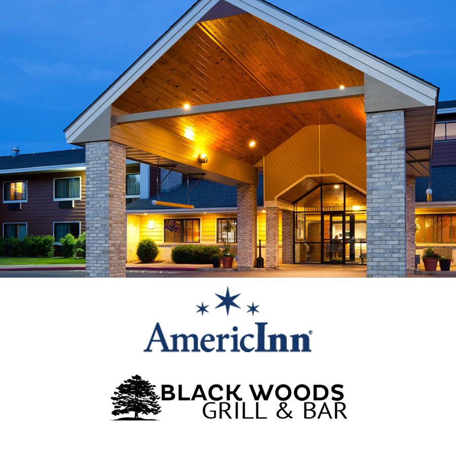 AmericInn Proctor, Blackwoods Grill & Bar