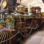 See the trains at Lake Superior Railroad Museum