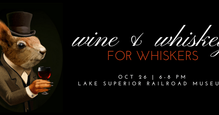 Wine & Whiskey for Whiskers Fundraiser