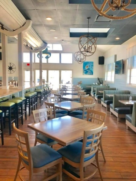 A Look Inside the NEW Salty Mermaid Bar  Grille