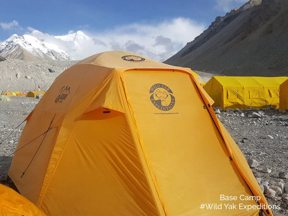 everest north expedition 2022 guided