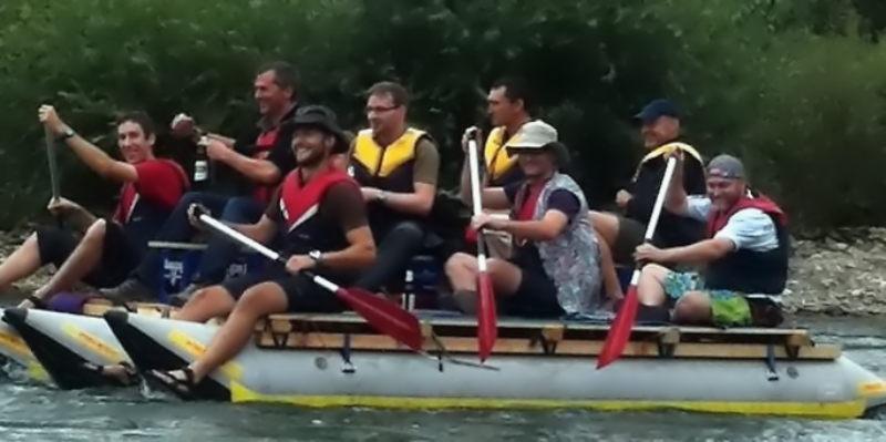 RaftingFloss