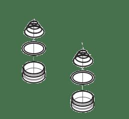 Alemite 393772-12 Battery Cap