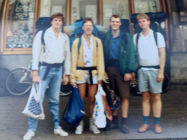 Interrail 1987