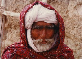 Shepherd in Punjab