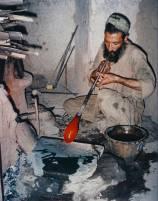 mazar-i-sharif-glass-blower