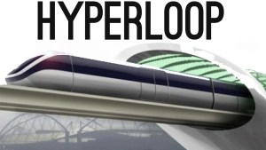 Вакуумный поезд - пятый вид транспорта после поезда, самолёта, автомобиля и корабля