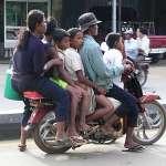 Правила дорожного движения и штрафы в Таиланде