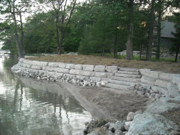 beach sanding landscape design