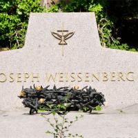 Grab Joseph Weißenbergs, Gründer der Johannischen Kirche und Erbauer der Friedensstadt, Foto: Rainer Paetau