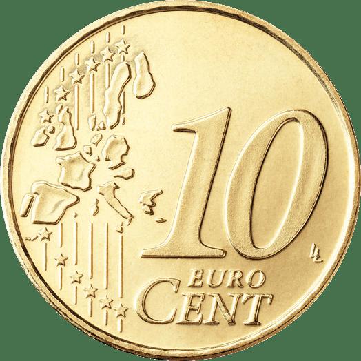 10.Cent-Stück