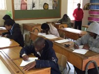Invigilating exams