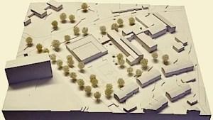 Stuttgart Heumaden Grundschule neue Turn- und Versammlungshalle Siegerentwurf 2015