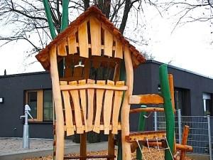 St. Thomas Morus Stuttgart Heumaden Kindertagesstätte und Gemeindesaal Thymianweg 15
