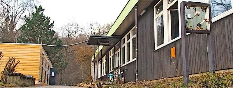 Stuttgart Sillenbuch Gorch-Fock-Str. 32 Flüchtlingsunterkunft