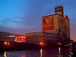 Lange Nacht der Museen Stuttgart Hafen 2.4.2016