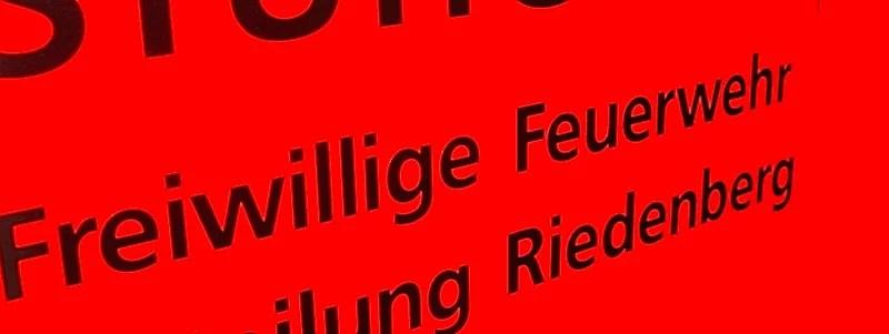 Freiwillige Feuerwehr Stuttgart Riedenberg