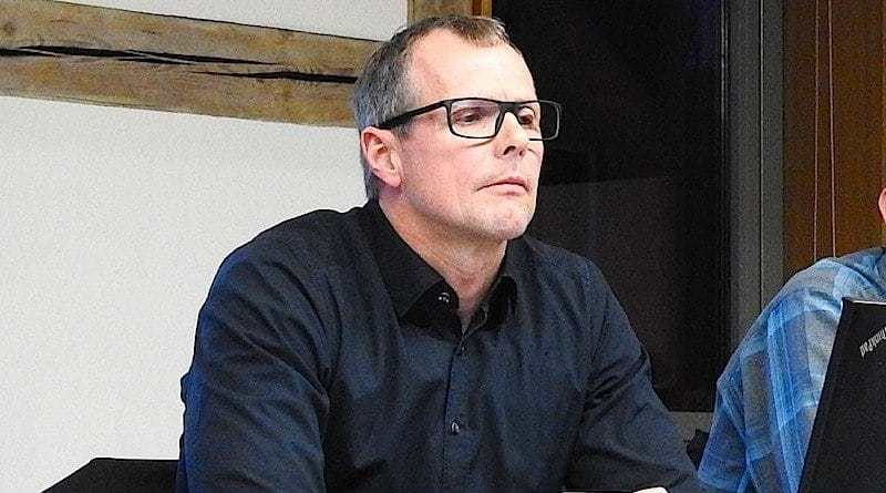 Bürgermeister Dirk Thürnau