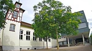 Turn- und Versammlungshalle Stuttgart Wangen