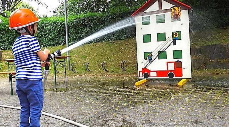 Kinderfest Freiwillige Feuerwehr Stuttgart Riedenberg