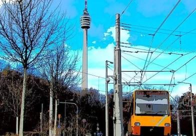 Weichenarbeiten: Stadtbahnlinien unterbrochen