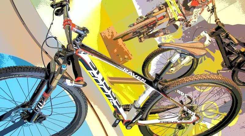 Bei Ruit im Wald: Mountainbiker schwer verunglückt