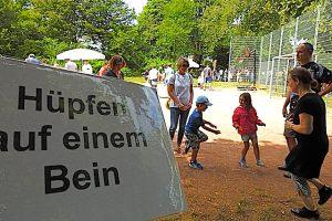 7.7.2019 Kinderfest Freiwillige Feuerwehr Riedenberg