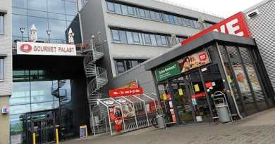 Schüsse auf Otto-Hirsch-Center – Polizei ermittelt