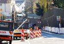Achtung Autofahrer: Filderauffahrt gesperrt!